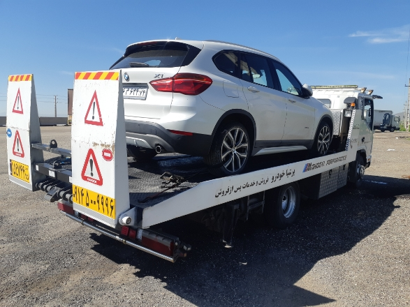 امداد خودرو مرصاد النی