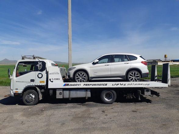 امداد خودرو تبریز