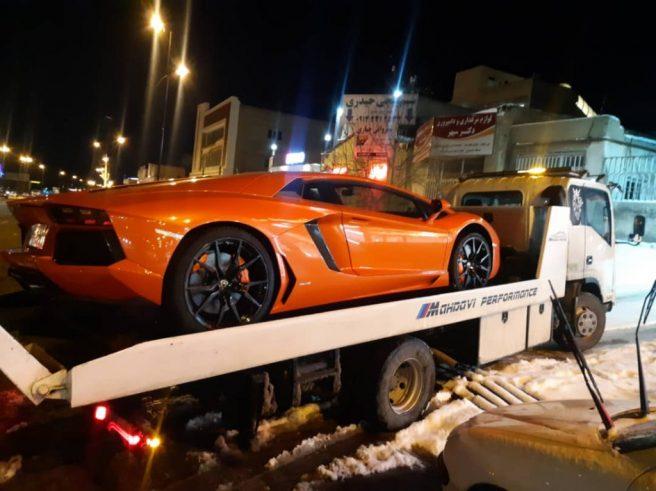 امداد خودرو فارس