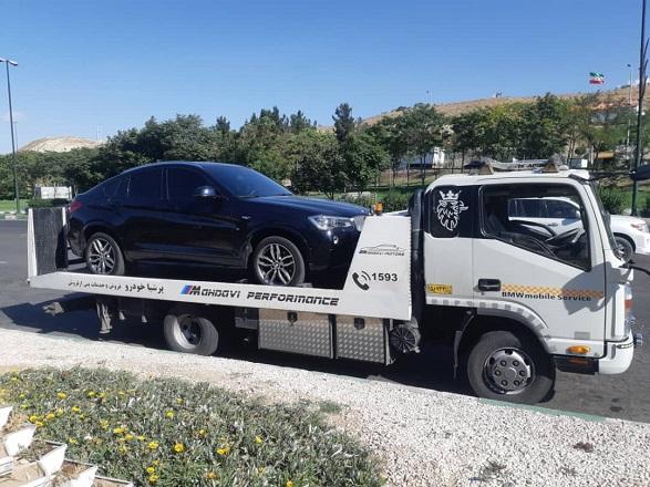 امداد خودرو بدره