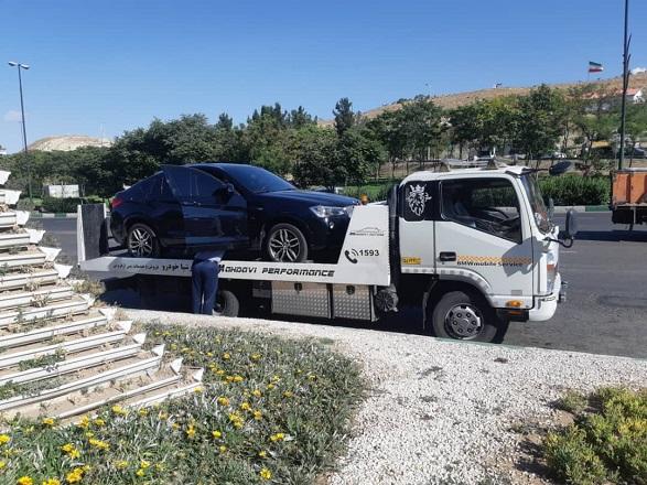 امداد خودرو دریان خودروبر