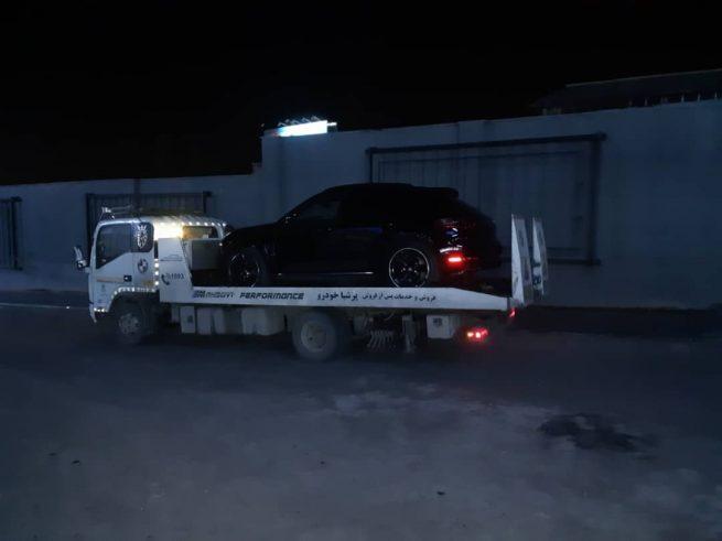 امداد خودرو ثلاث باباجانی