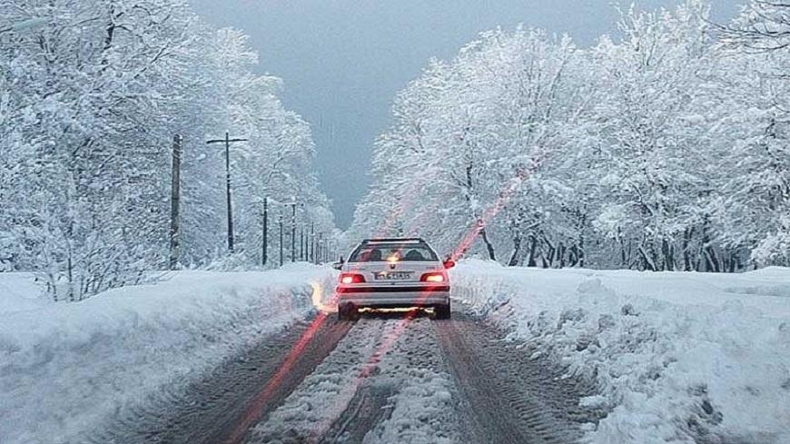 نگهداری از خودرو در فصل زمستان