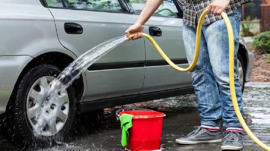 شستشوی صحیح خودرو