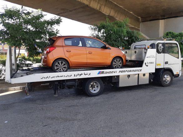 امداد خودرو امند